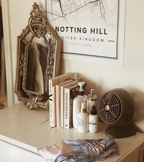 vintage, home and organization