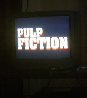 old movie, tv and pulp fiction