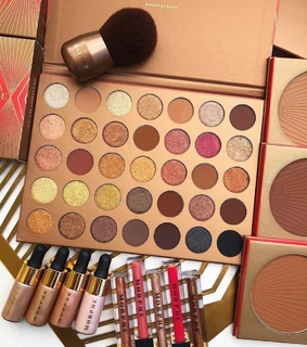 colors, morphe and eyes