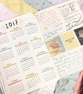 bullet journal, idea and minimal