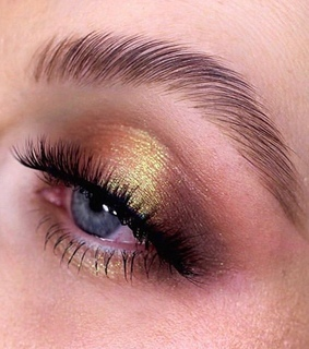 eyeshadow, style and beauty