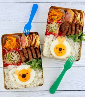 foodie, aesthetic and lunch box