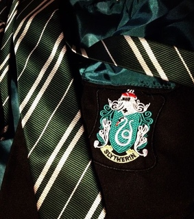 harry potter, hufflepuff and green