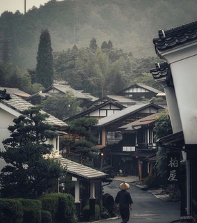 cityscape, photography and traditional japan
