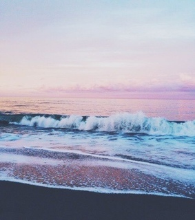 sunrise, summer time and pastel