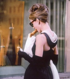 Breakfast at Tiffany's and audrey hepburn