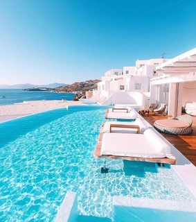 summer, luxury and vacation