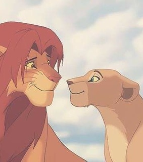 love, simba and Queen