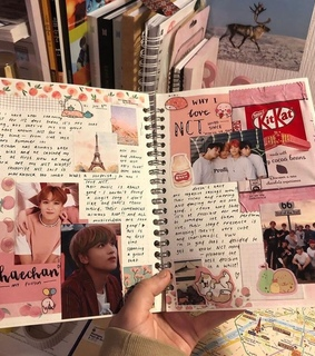 aesthetic, kpop journal and haechan