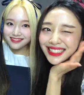 gowon, loona and icon