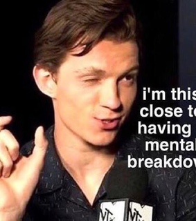 Marvel, tom holland and memes