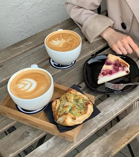 pie, morning and breakfast