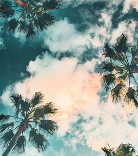 summer, photo and sky