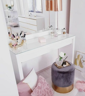 girly, room and interiors