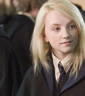 ravenclaw and luna lovegood