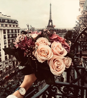 classy, pink and parisian lifestyle