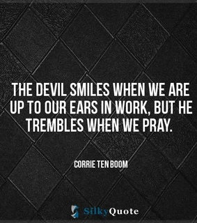 god, corrie ten boom and religious