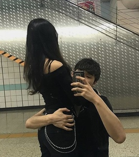 ulzzang couple, asiatic and korean
