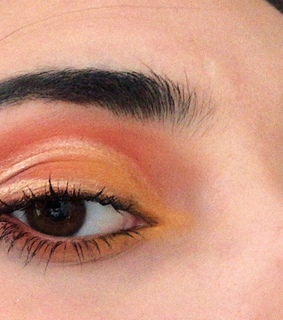 so fire, yellow and brown eyes