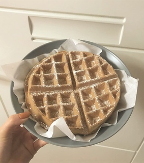 waffle waffles, foodies and fashion