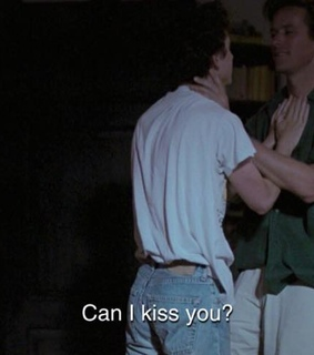 call me by your name, gay and kiss