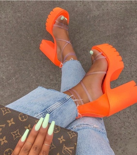 shoes, nails and inspiration