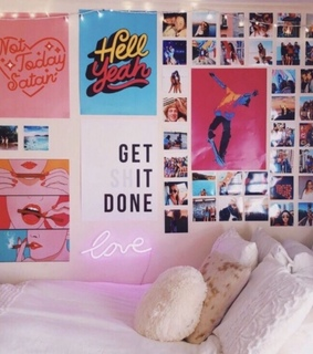 room inspiration, room decor and good vibes