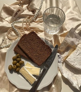 bread, water and style