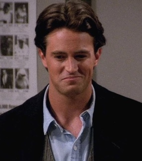 90s, friends and Matthew Perry