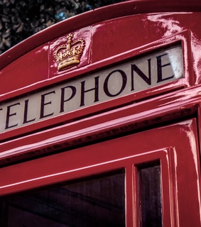 telephone, vintage and city