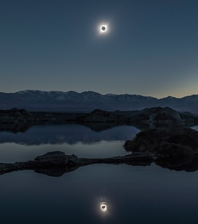 eclipse, sky and universe