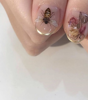 aesthetic, aesthetically pleasing and nail art
