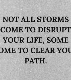 storm, people and clear