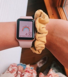 watch, apple and technology