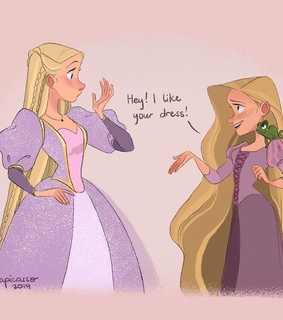 tangled, rapunzel and disney
