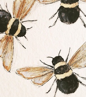 bumble, wallpaper and bee