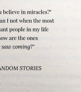 random, most and stories
