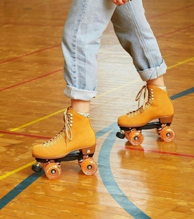 skate, yellow and tumblr