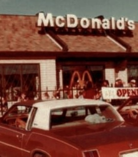 mcdonald, car and donald's