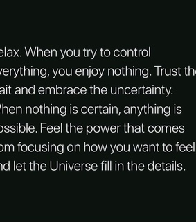 enjoy, relax and power