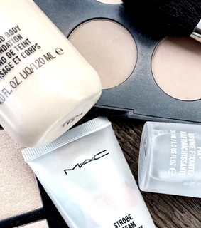 makeup, luxury and mac