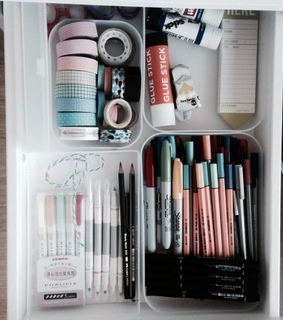 markers, exams and studying