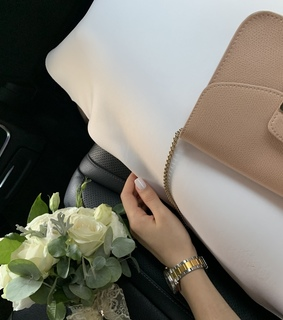 bags, golden and luxury