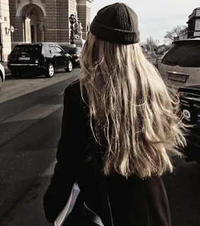 whi, long hair and city girl