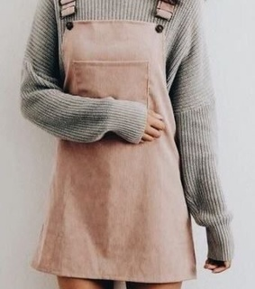 fashion, cozy and overall