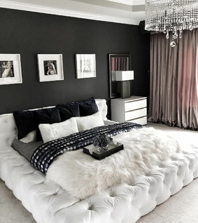 accent color, grandioso bed and bedroom ideas