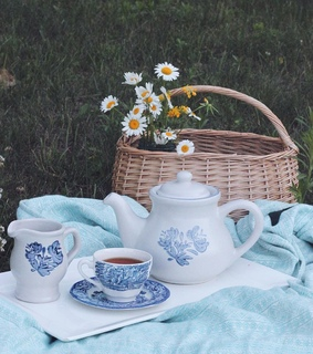 cottage, picnic and vintage