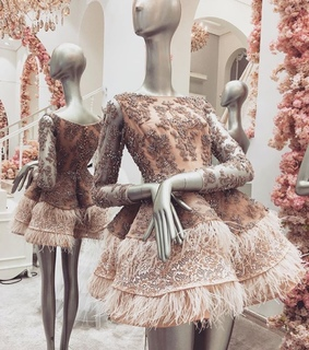 nudedress, Couture and princess