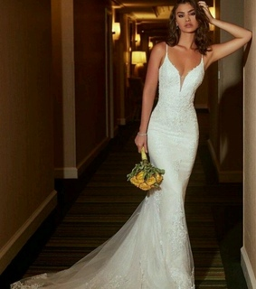 wedding day, special day and wedding dress