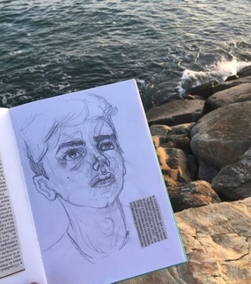 drawing, instaabstract and sketchbook